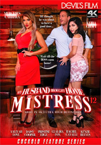 My Husband Brought Home His Mistress #12 – Devil's Film