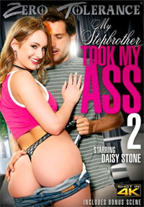 My Stepbrother Took My Ass #2 – Zero Tolerance