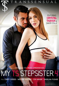 My TS Stepsister #4 – TransSensual