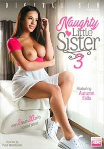 Naughty Little Sister #3 – Digital Sin