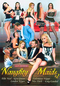 Naughty Maids #2 – Alex Romero