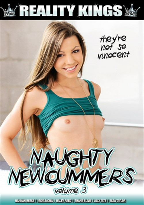 Naughty Newcummers #3 – Reality Kings