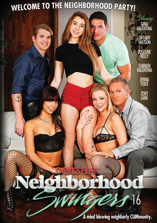 Neighborhood Swingers #16 – Devil's Film