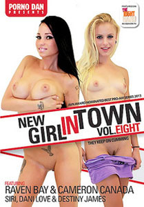 New Girl In Town #8 – Immoral Productions