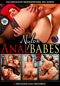 Nylon Anal Babes #2 – Erotic Planet