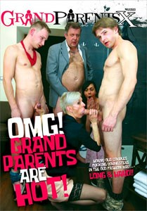 OMG! Grandparents Are Hot! – Grandparents X