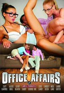 Office Affairs – Alex Romero