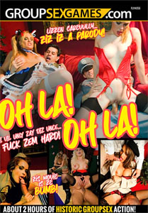 Oh La! Oh La! – Group Sex Games