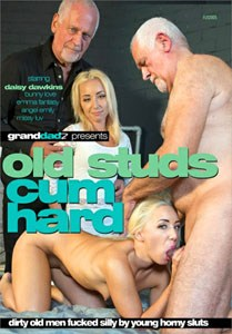 Old Studs Cum Hard – Grand Dadz