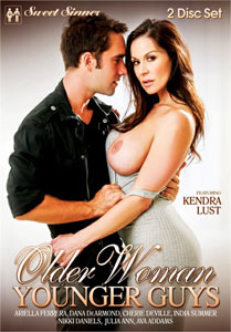 Older Woman Younger Guys – Sweet Sinner