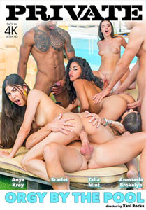 Orgy By The Pool – Private