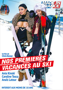 Our First Ski Holidays – Made in France