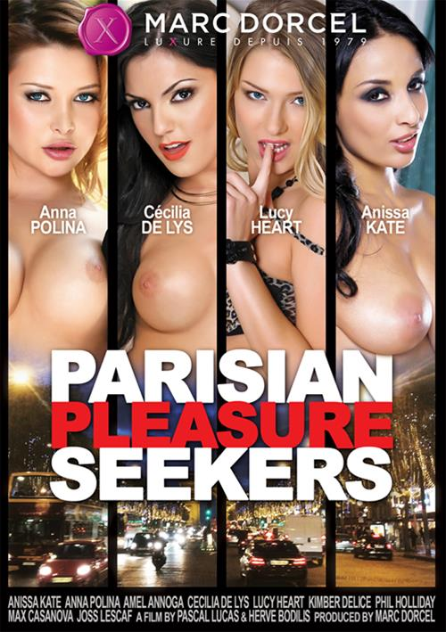 Parisian Pleasure Seekers – Marc Dorcel