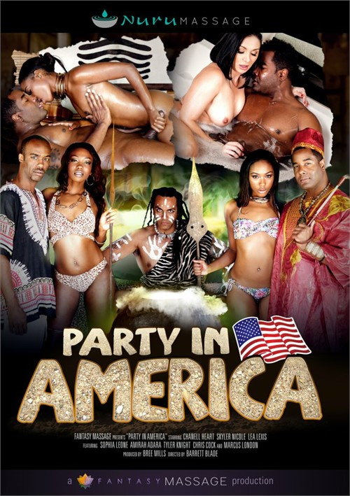 Party In America – Fantasy Massage