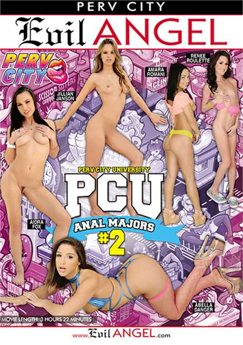 Perv City University Anal Majors #2 – Evil Angel