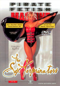 Pirate Fetish Machine #4: The Sex Terminators – Private