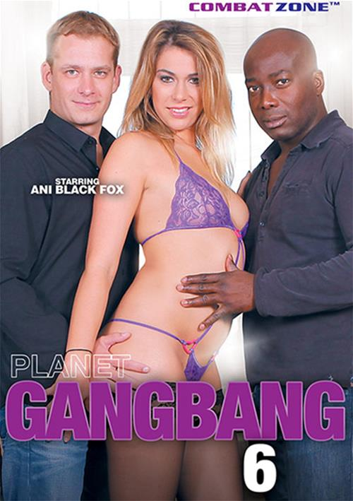 Planet GangBang #6 – Combat Zone