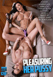 Pleasuring Her Pussy – DDF Network