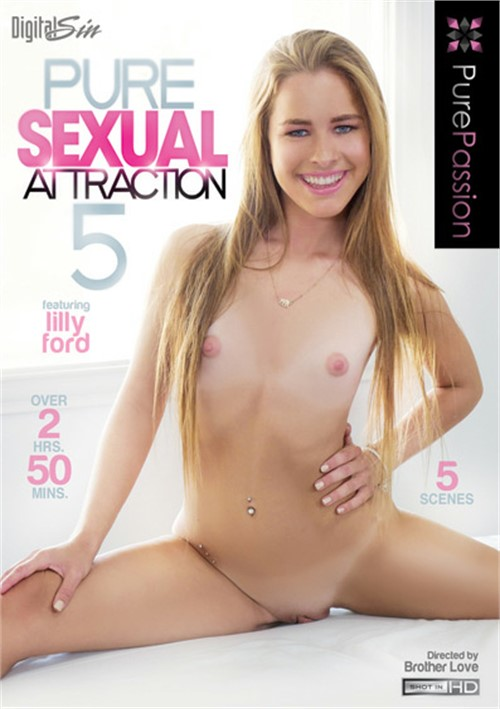 Pure Sexual Attraction #5 – Pure Passion