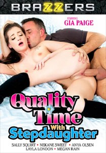Quality Time With Stepdaughter – Brazzers