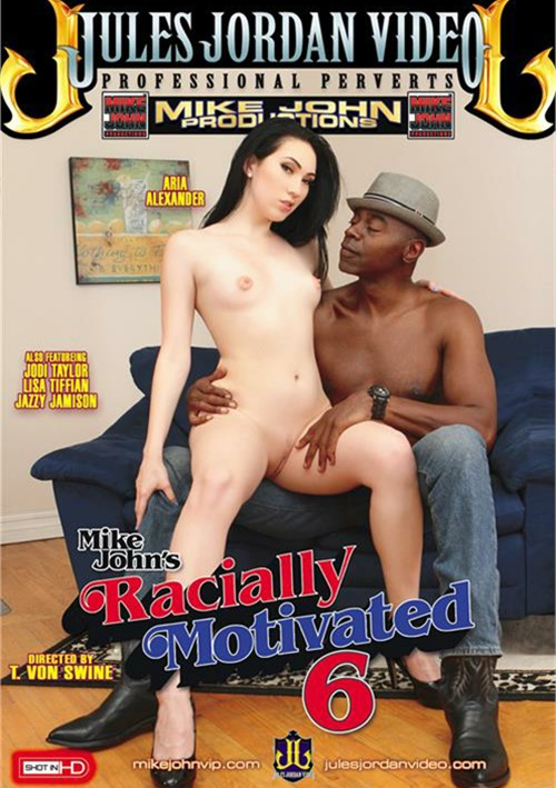 Racially Motivated #6 – Jules Jordan