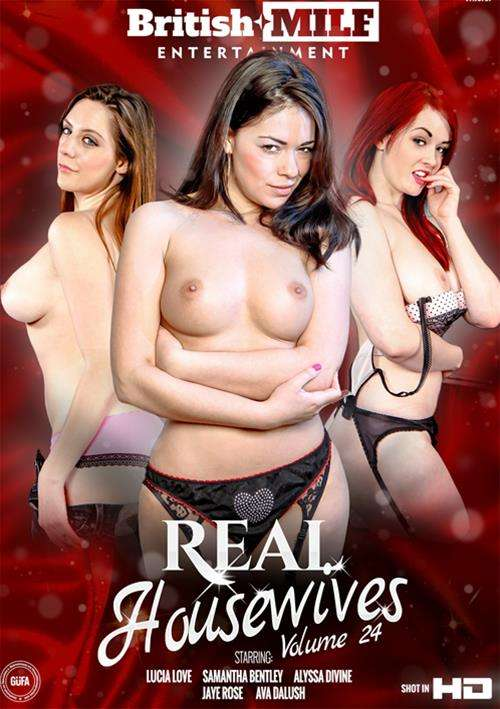 Real Housewives #24 – British MILF