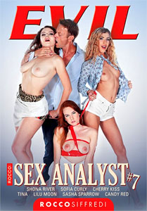 Rocco: Sex Analyst #7 – Evil Angel
