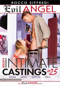 Rocco's Intimate Castings #25 – Evil Angel