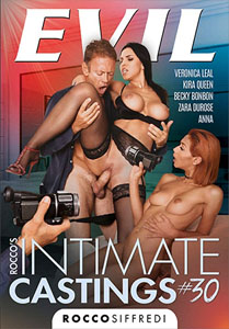 Rocco's Intimate Castings #30 – Evil Angel