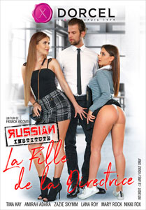 Russian Institute: La Fille De La Directrice – Marc Dorcel