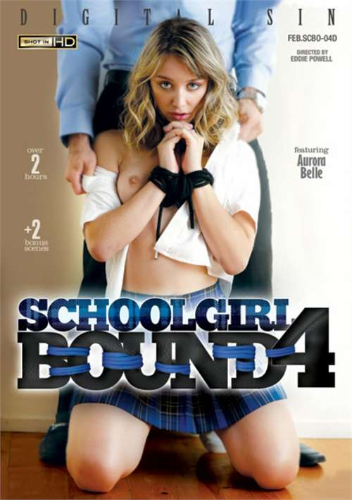 Schoolgirl Bound #4 – Digital Sin