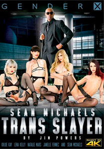 Sean Michaels: Trans Slayer – Gender X