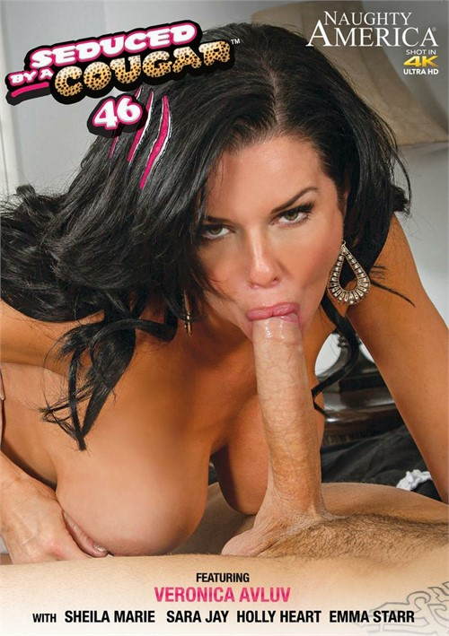 Seduced By A Cougar #46 – Naughty America