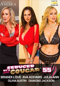 Seduced By A Cougar #55 – Naughty America