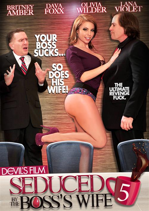 Seduced By The Boss's Wife #5 – Devil's Film