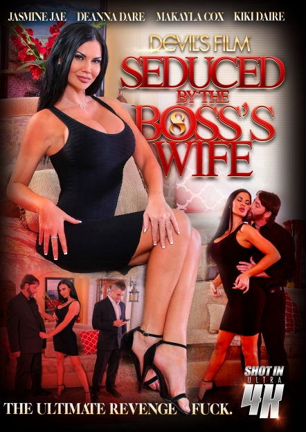 Seduced By The Boss's Wife #8 – Devil's Film