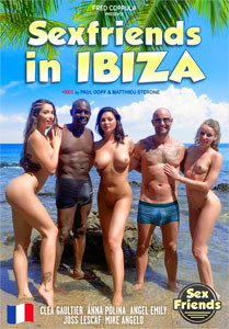 Sex Friends In Ibiza – Fred Coppula