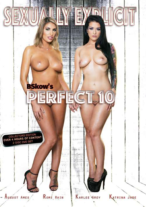 Sexually Explicit X: Perfect #10 – Skow for Girlfriends Films