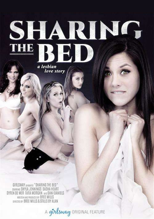 Sharing The Bed – Girlsway