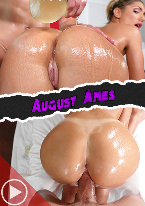 She Shoots, He Scores (August Ames) – Lubed