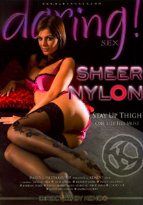 Sheer Nylon – Daring Media