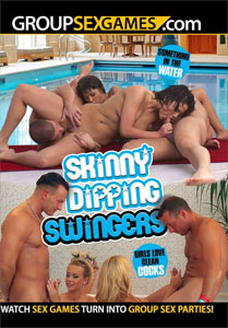 Skinny Dipping Swingers – Group Sex Games