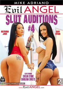 Slut Auditions #4 – Evil Angel