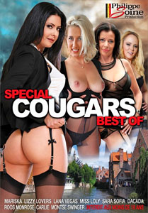 Special Cougars Best Of – Marc Dorcel