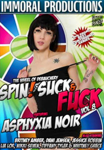 Spin! Suck & Fuck #8 – Immoral Productions