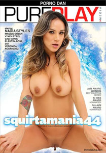 Squirtamania #44 – Immoral Productions