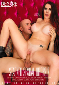 Stacked Sexual Urges #2 – Desire Films