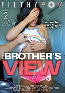 Step Brother's View #3 – Filthy POV