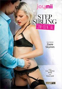 Step Sibling Confidential – JoyMii