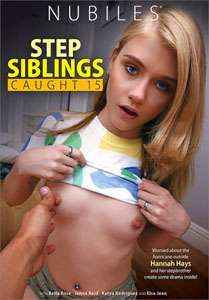 Step Siblings Caught #15 – Nubiles